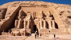 معبدي أبو سمبل