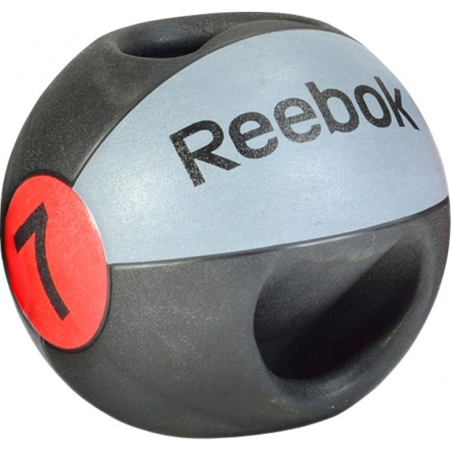 Reebok Double Grip Medicine Ball 7 kg