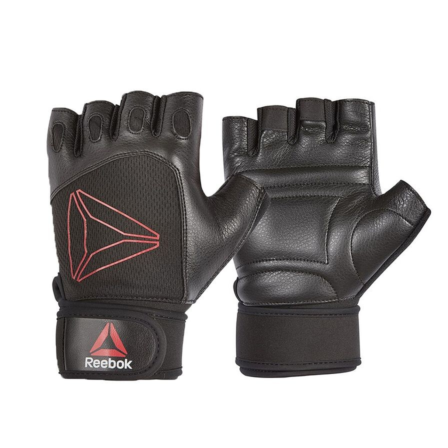 Lifting Gloves Red - M
