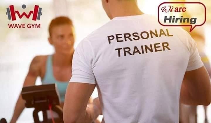 personal trainer  Male & Female